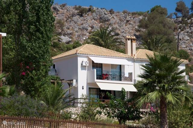 Vacation rental Greece, Cephalonia – villa Villa Apostolata