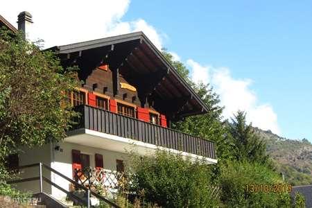 Vakantiehuis Zwitserland, Wallis, Mörel chalet Chalet Carlina