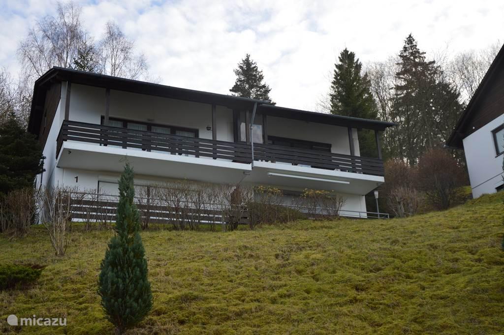 Vakantiehuis Duitsland, Sauerland, Schwalefeld - Willingen Appartement Vakantiehuisje Willingen