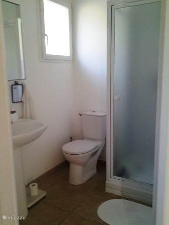 1e etage badkamer