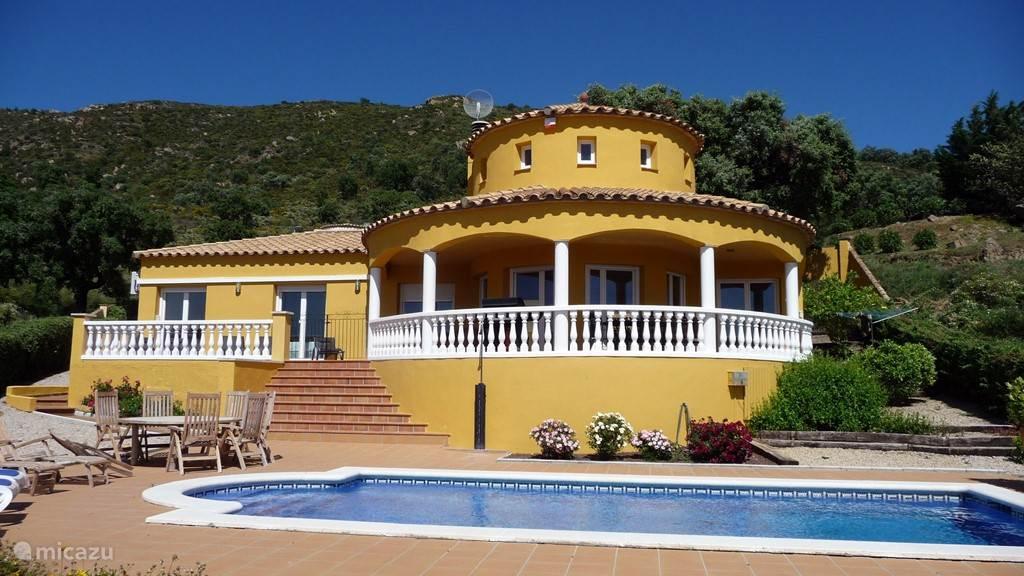 Vakantiehuis Spanje, Costa Brava, Roses villa Casa Albera