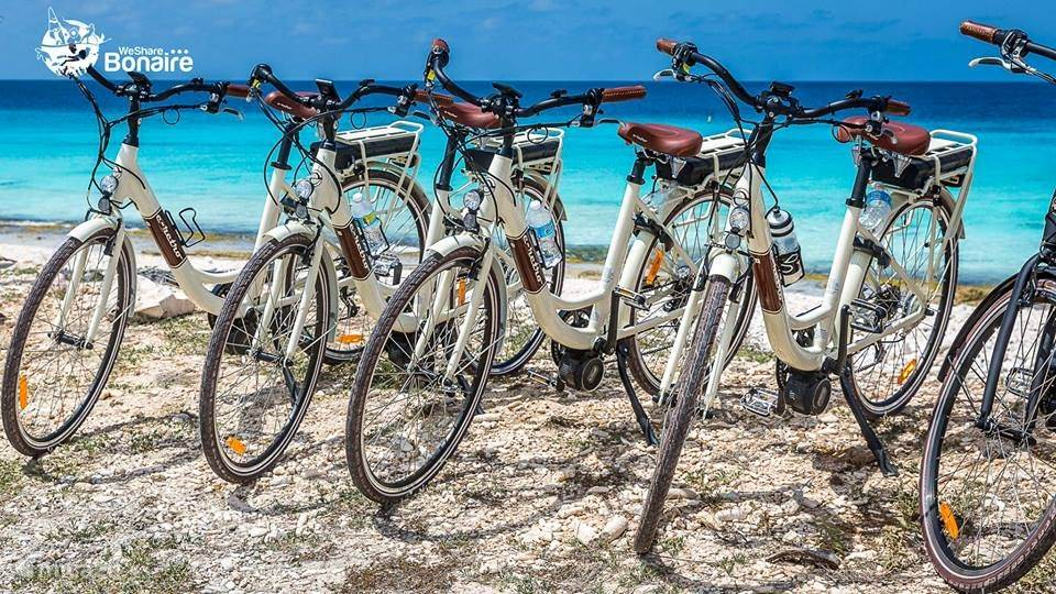 Bonaire Eco Cycling high-quality E-bikes