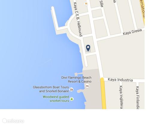 Google Maps locatie is helaas onjuist. Dit is de locatie van ons huis