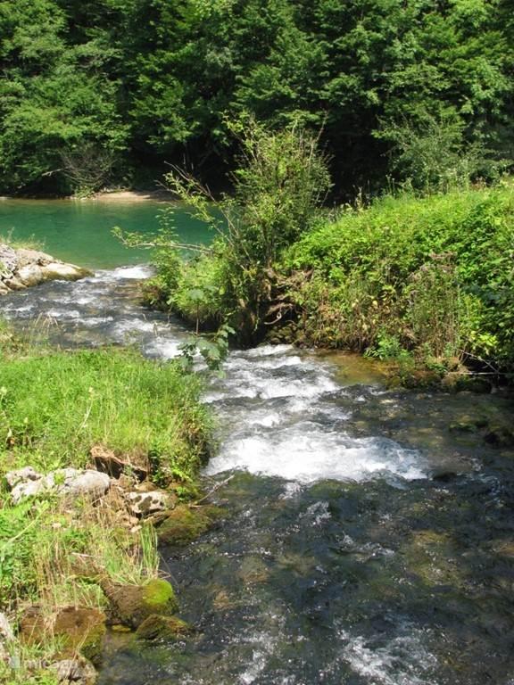 De Kupa rivier