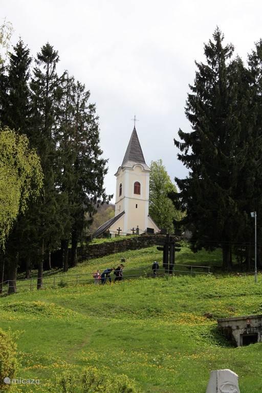 Kerkje van Skrad