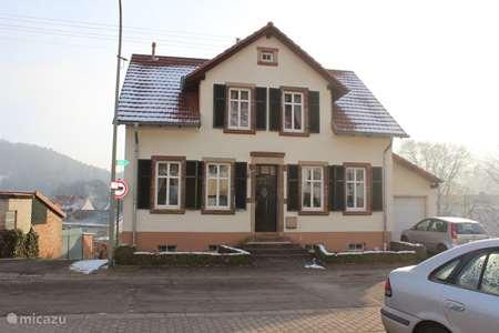 Vakantiehuis Duitsland – vakantiehuis Vakantiehuis Siersburg