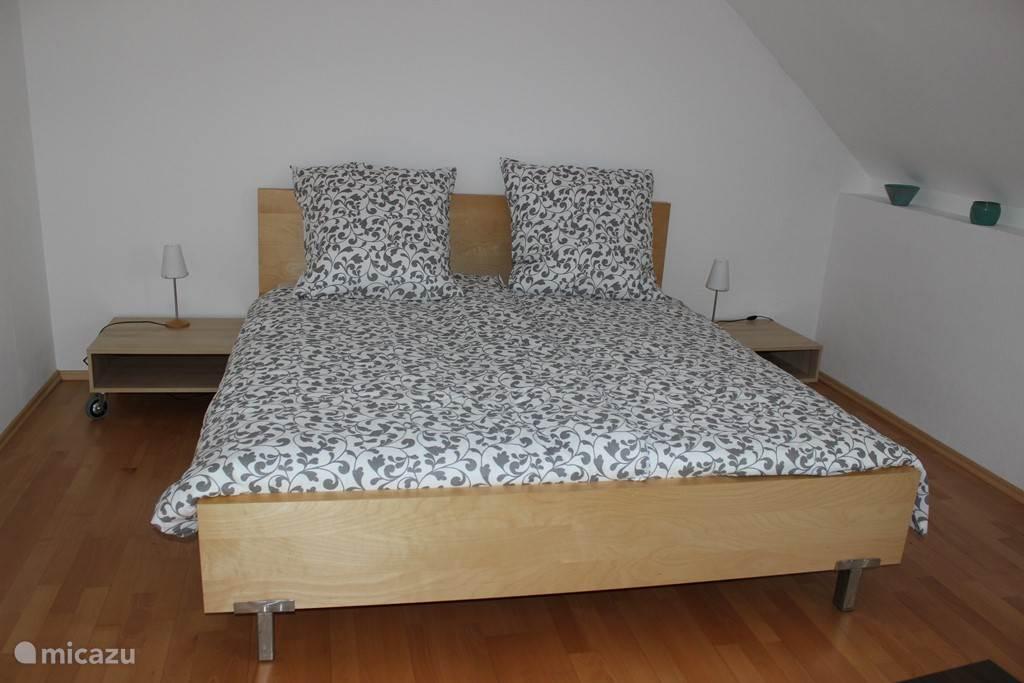 slaapkamer 2 met tweepersoonsbed (180*200)