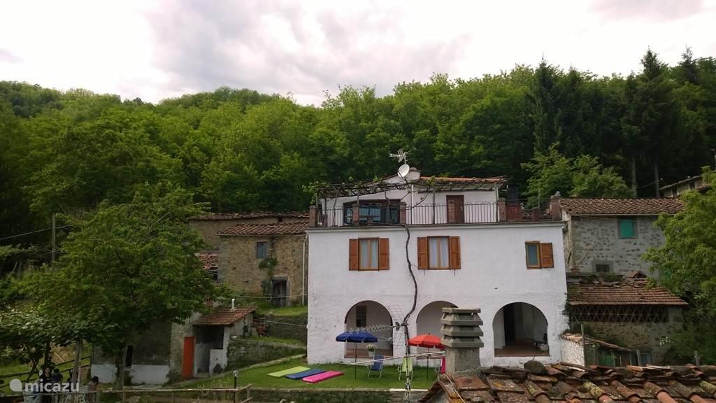Vakantiehuis Italië, Toscane, Bagni di Lucca villa Casa Alice