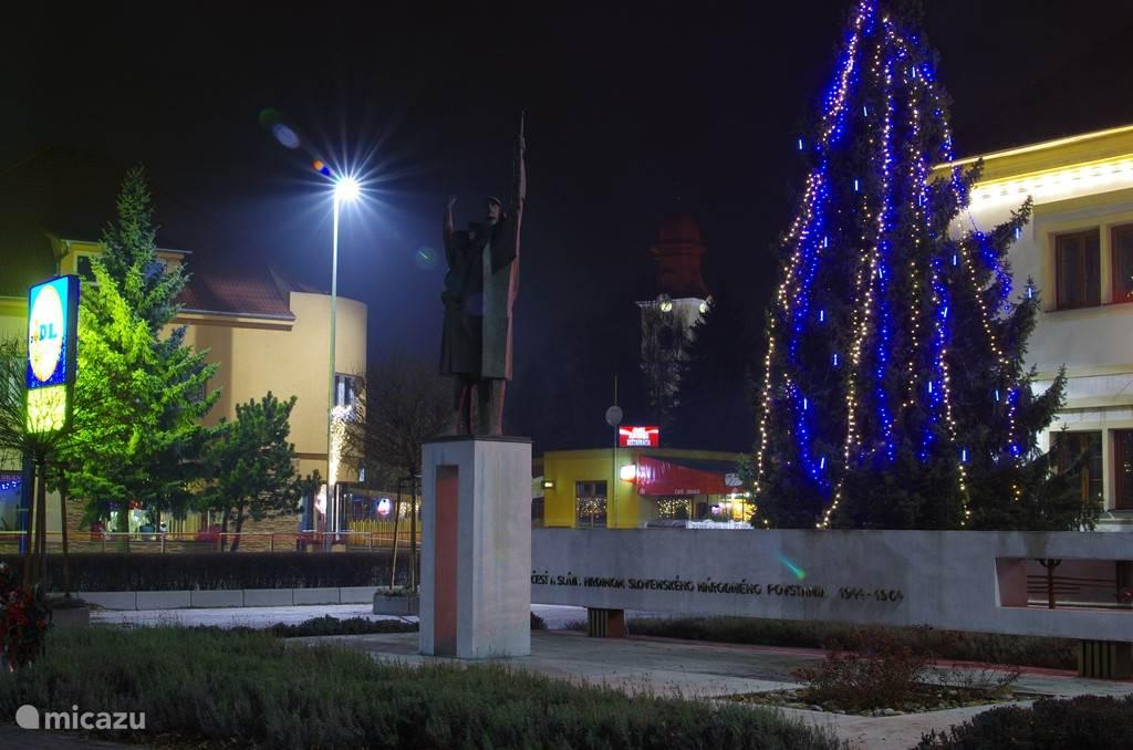 Kerst in Novaky