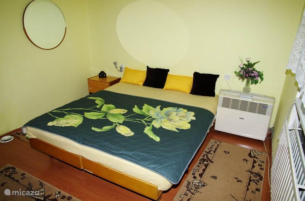 Simple maar nette 2-persoons kamer