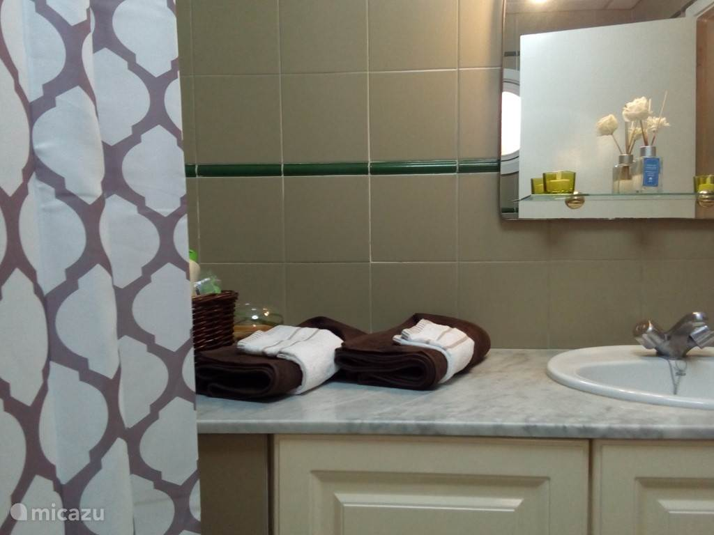 Badkamer / Toilet
