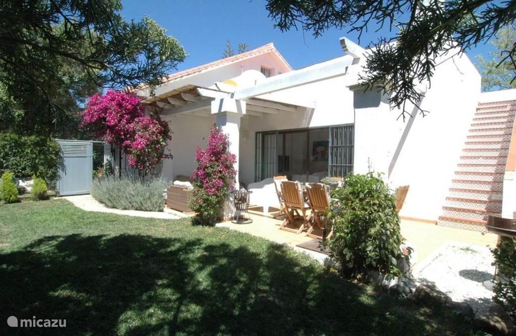 Vakantiehuis Spanje, Costa del Sol – villa Beach house Marbella