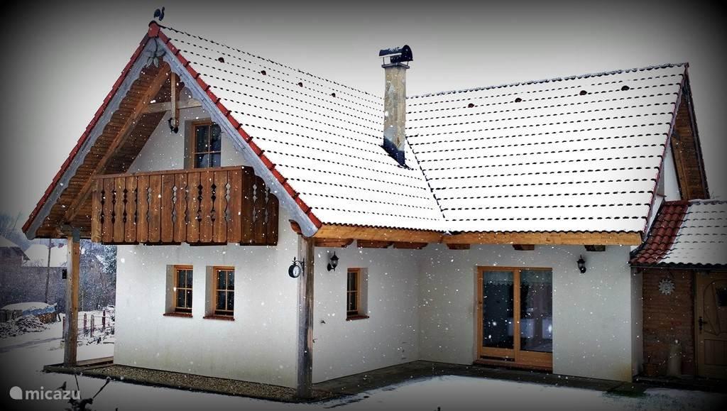 Vakantiehuis Slowakije – vakantiehuis Chalupka na Orave