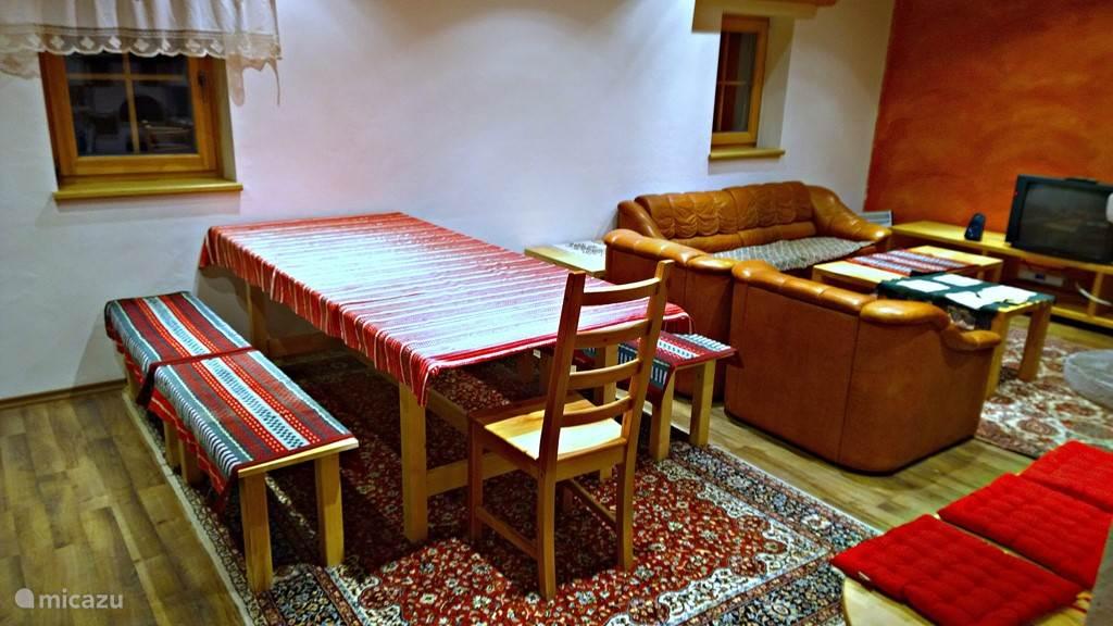 Vakantiehuis Slowakije, Midden-Slowakije, Istebne Vakantiehuis Chalupka na Orave