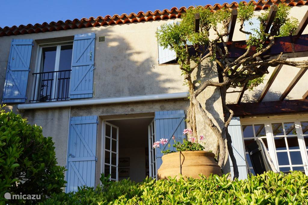 Vacation rental France, French Riviera, Rayol Canadel sur Mer holiday house La Tourraque