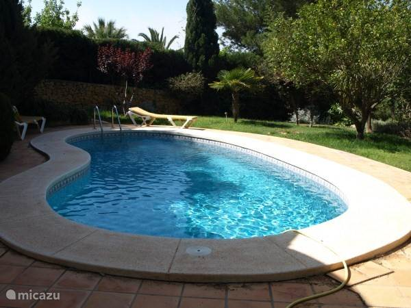 Vakantiehuis Spanje, Costa Blanca, Altea Hills - chalet Villa Andree Altea Hills