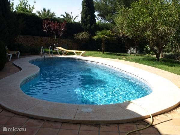 Vakantiehuis Spanje, Costa Blanca, Altea Hills Chalet Villa Andree Altea Hills