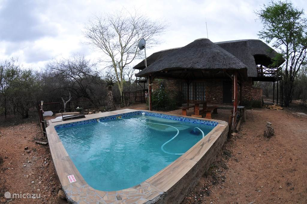 Vacation rental South Africa, Mpumalanga, Marloth Park Holiday house Ngululu