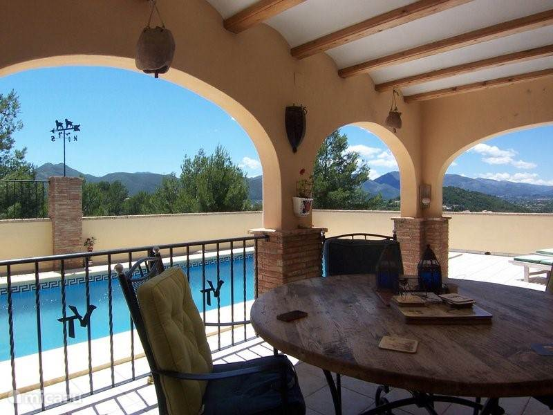Vakantiehuis Spanje, Costa Blanca, Jalón Villa VillaToro
