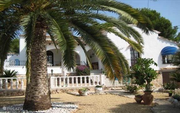 Vakantiehuis Spanje, Costa Blanca, Moraira villa  Villa Monica Moraira