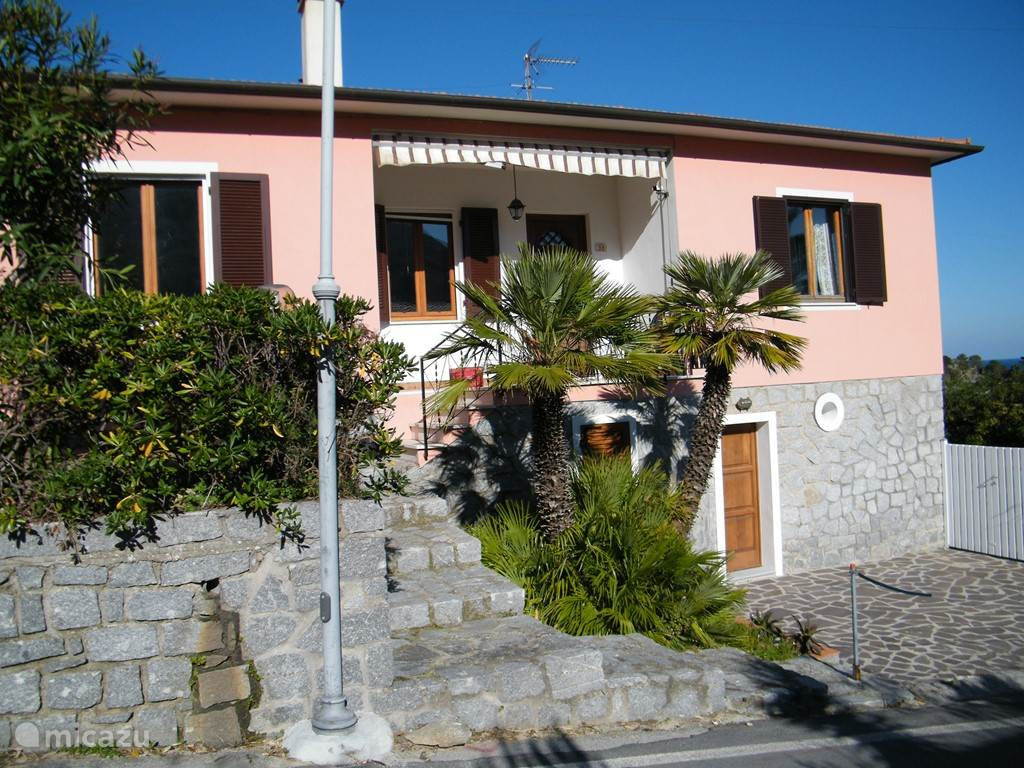 Vacation rental Italy, Elba – holiday house Casa Tonny on Elba Island