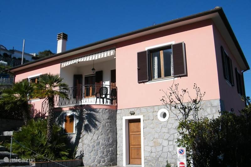 Vakantiehuis Italië, Elba, Sant'Andrea Vakantiehuis Casa Tonny op het eiland Elba