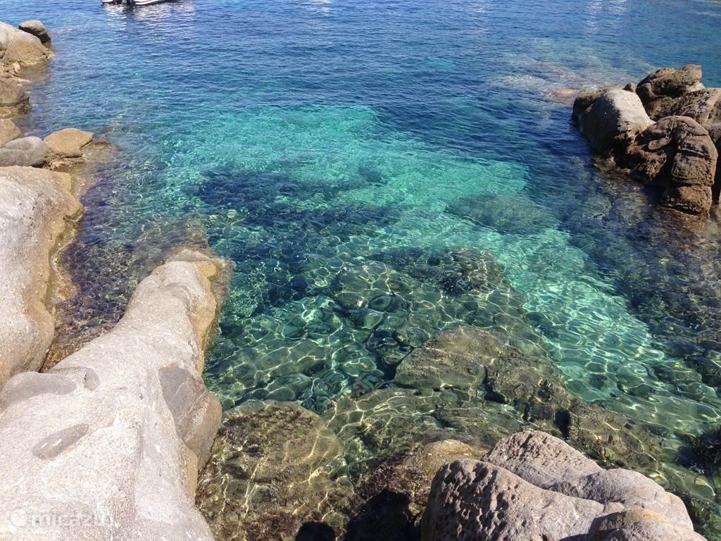 Duik en snorkel paradijs
