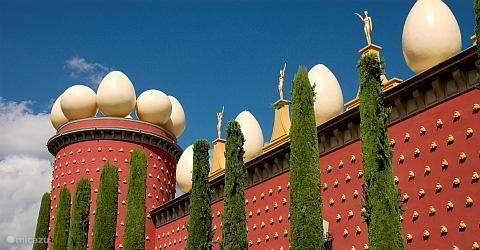 Vakantiehuis Spanje, Costa Brava – appartement Prachtige plek in hartje Centrum