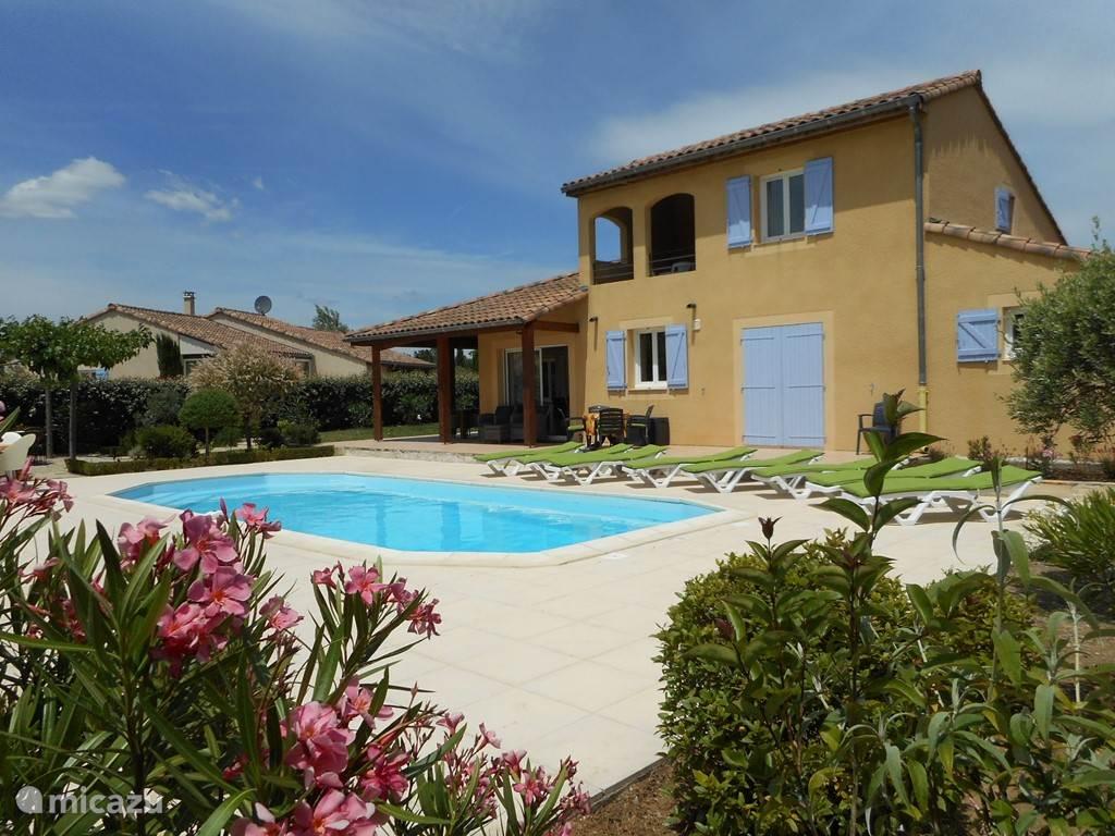 Vakantiehuis Frankrijk, Ardèche – villa La Couronne, Clos de la Brugière 5