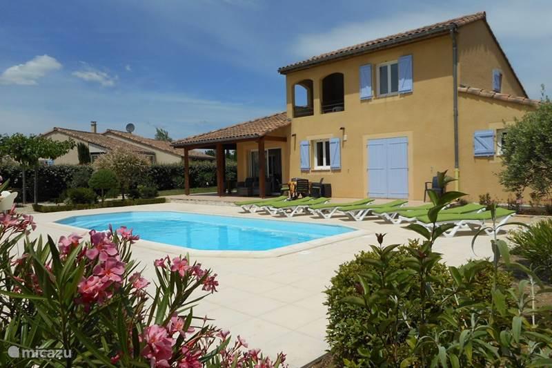 Ferienwohnung Frankreich, Ardèche, Vallon-Pont-d'Arc Villa La Couronne, Clos de la Brugière 5