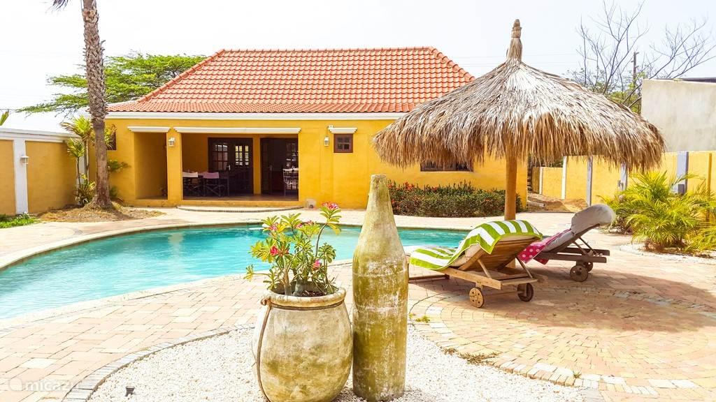 Vakantiehuis Aruba, Noord, Noord villa Sfeervol Caribische villa