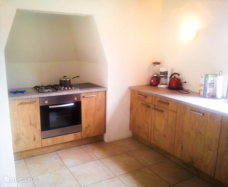 Kitchen, gas stove, electric oven etc