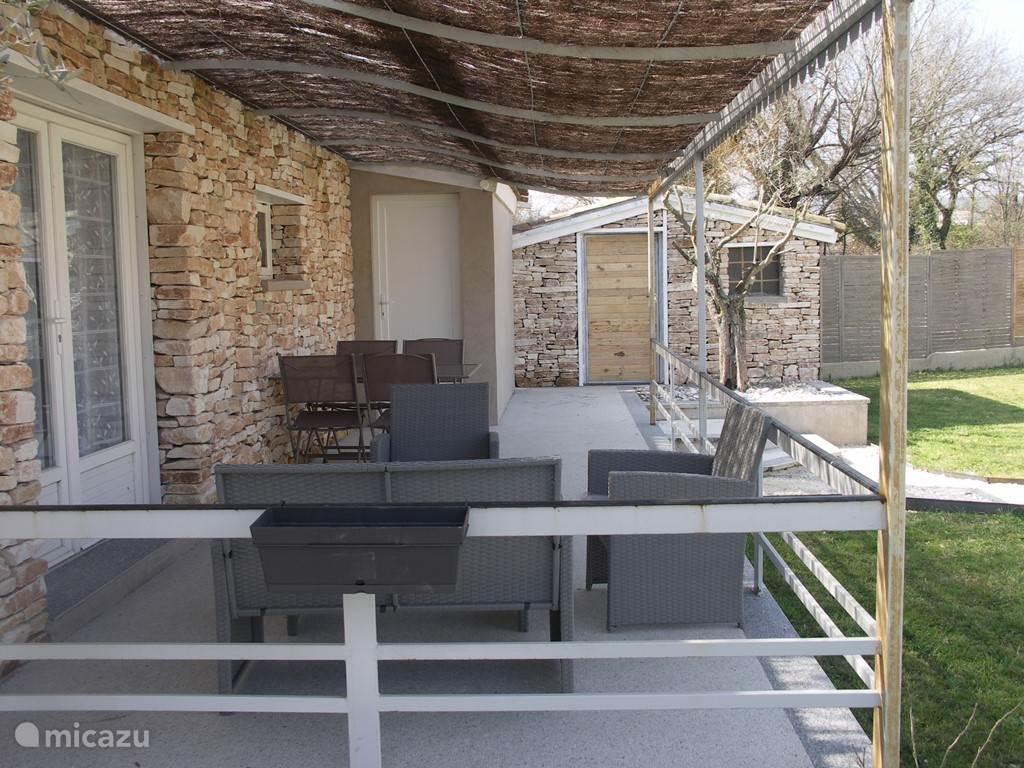 Vakantiehuis Frankrijk, Gard, Saint-Paulet-de-Caisson Bungalow La Prade