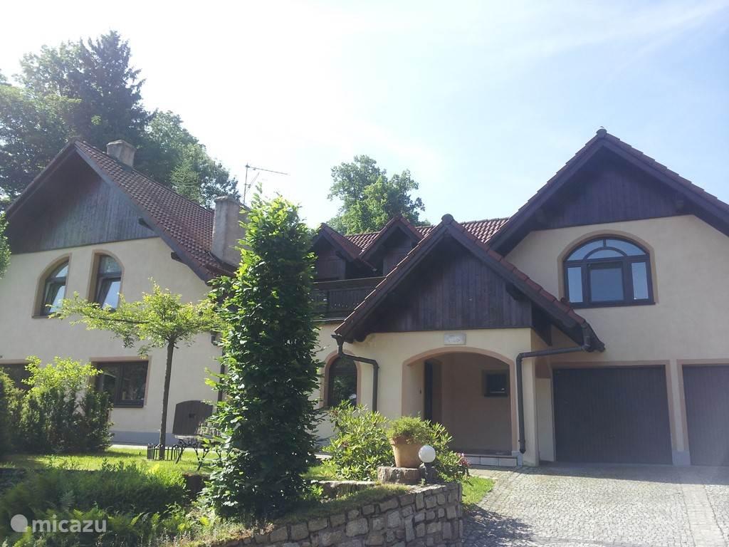 Vakantiehuis Polen, Reuzengebergte – villa Vakantiewoning Przesieka