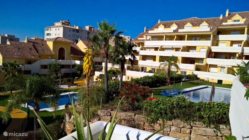 Ferienwohnung Spanien, Costa del Sol, Estepona - appartement Apartment Puerto Alto Estepona