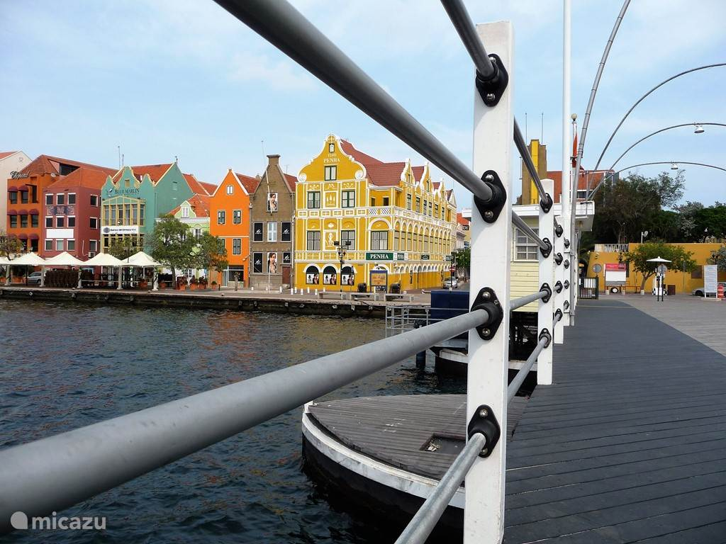 Ferry Bridge Willemstad