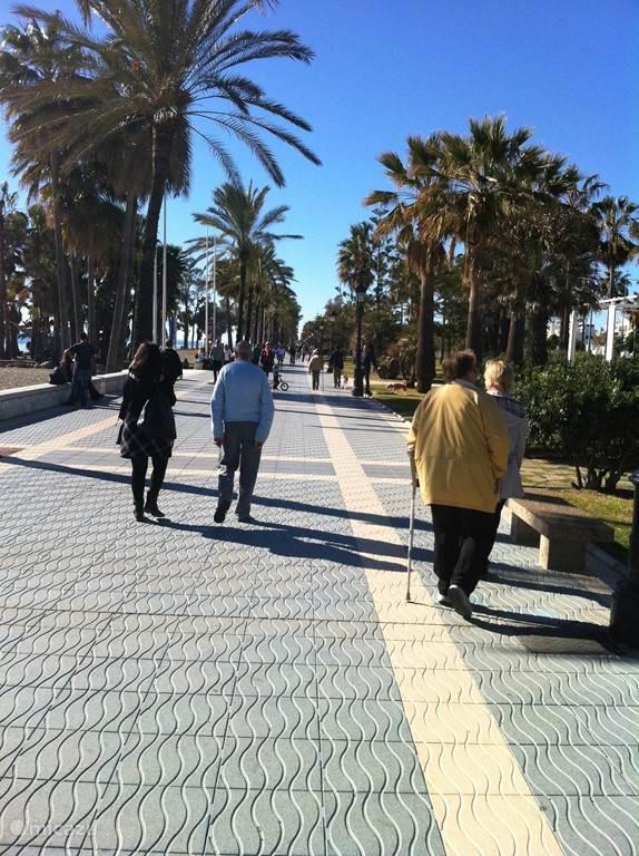 Golden Mile promenade