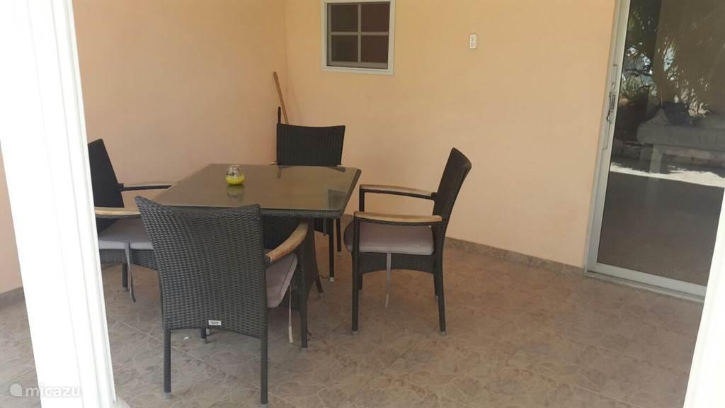 Vakantiehuis Curaçao, Banda Ariba (oost), Rust en Vrede Appartement Janwe Apartment 1