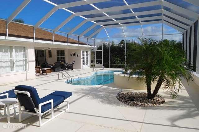 Ferienwohnung USA – villa Ferienhaus Florida Golfers Traum