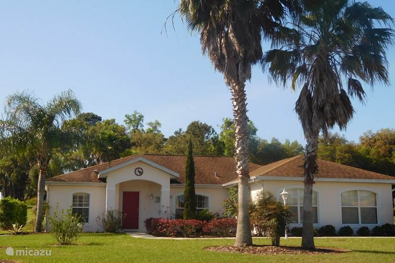 Villa Ferienhaus Florida Golfers Traum in Inverness, Florida, USA ...
