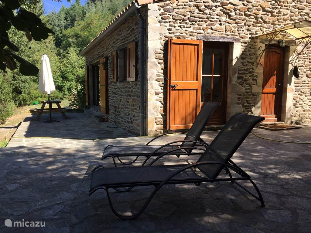 Vacation rental France, Languedoc-Roussillon, Chambon holiday house La Vignière