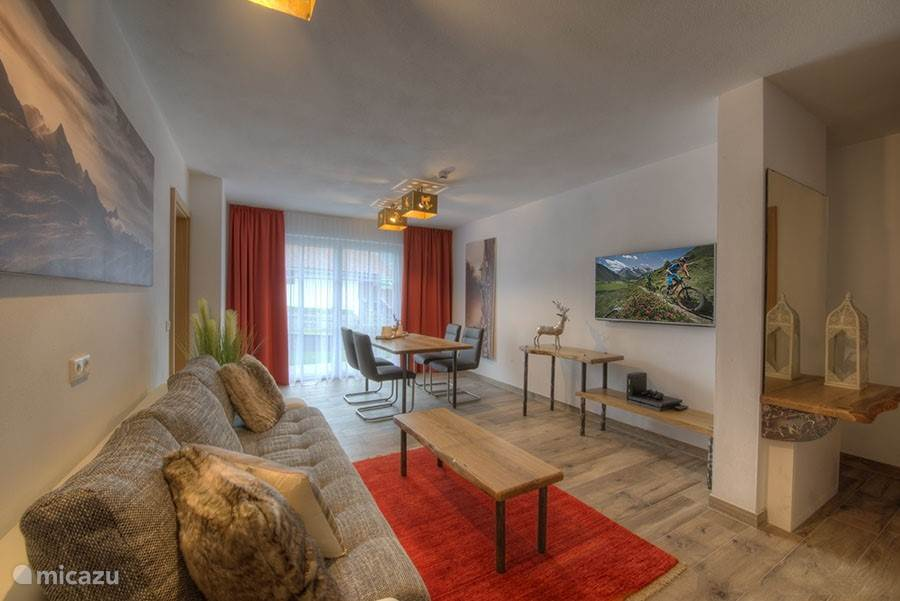 Vacation rental Austria, Salzburgerland, Walchen (municipality Piesendorf) Apartment Tauern Suites Top2