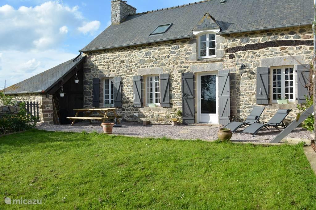 Vacation rental France, Brittany, La Bouillie  gîte / cottage Gites Betullia / La Bayette