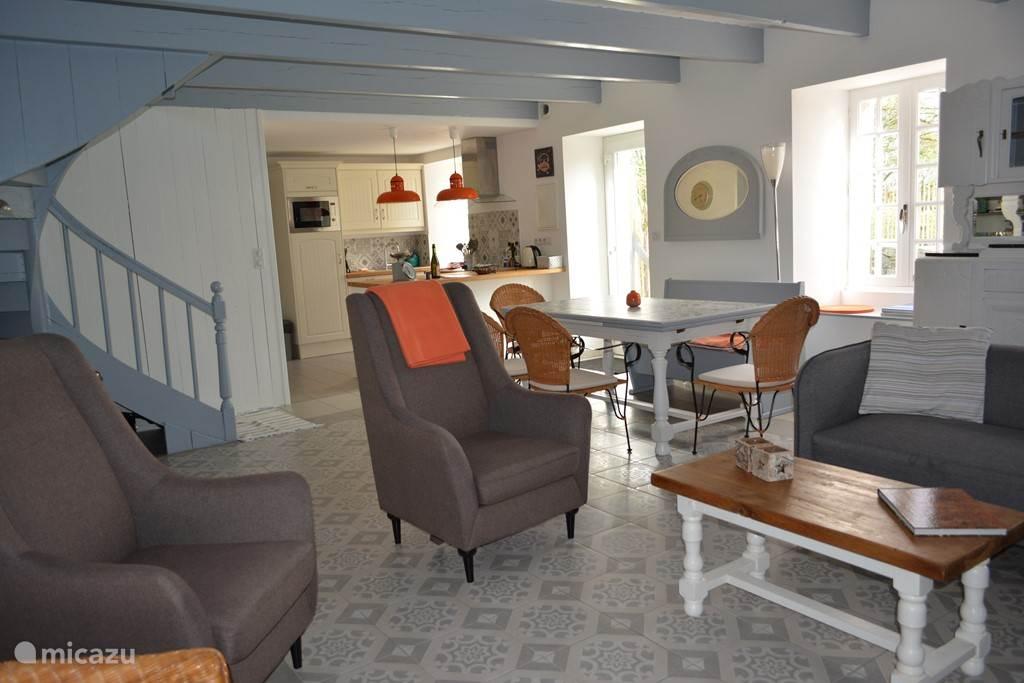 Vakantiehuis Frankrijk, Bretagne, La Bouillie Gîte / Cottage Gites Betullia / La Bayette
