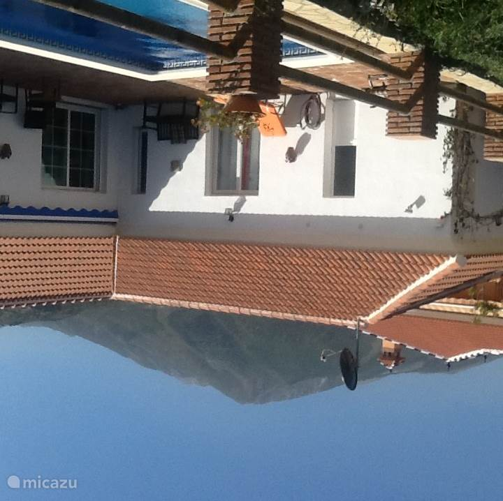 Vakantiehuis Spanje, Andalusië, Venta Baja Villa Casa Luci