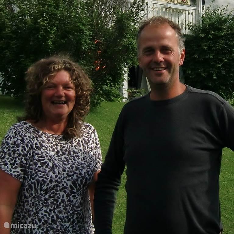 Bert en Ineke de Haan