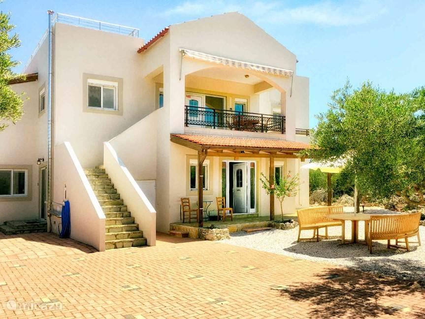 Vakantiehuis Griekenland, Kreta, Vamos villa Villa Lefka Ori, Xirosterni, Kreta