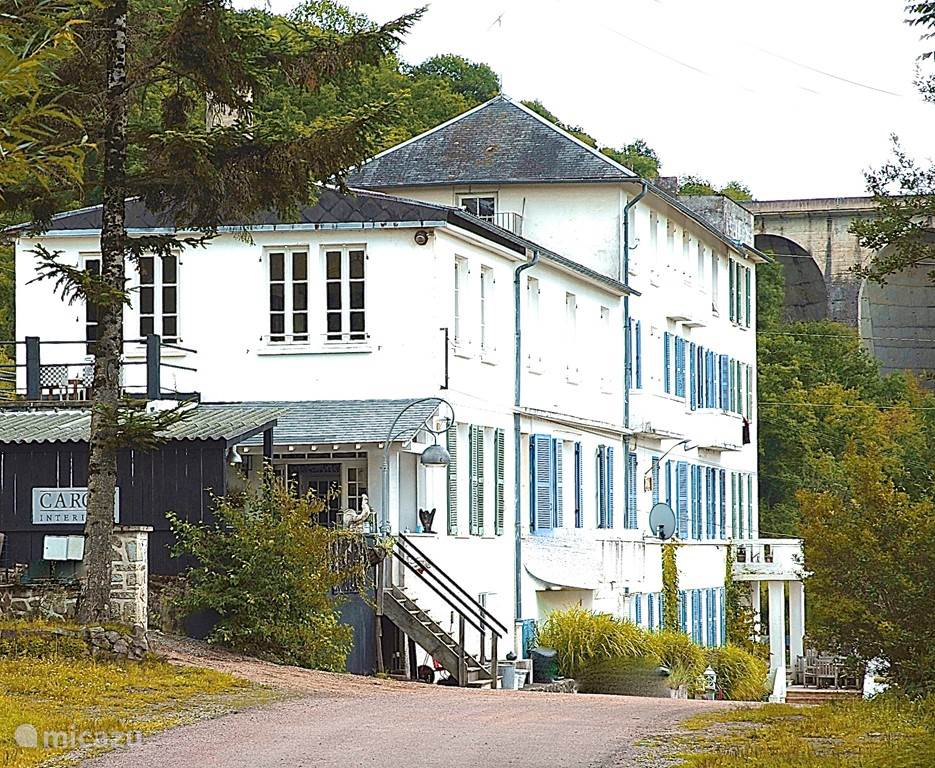 Vakantiehuis Frankrijk, Bourgogne, Chaumard Vakantiehuis Vakantiehuis Panneciere