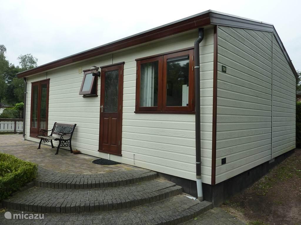 Vakantiehuis Nederland, Gelderland, Kootwijk - chalet Landgoed Kerkendel