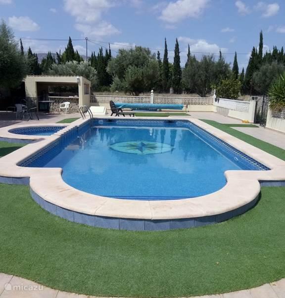 Vakantiehuis Spanje, Costa Blanca, Elche Finca Alicante Finca Lucky